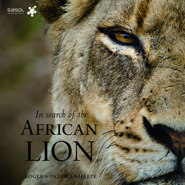 In search of the African Lion, book