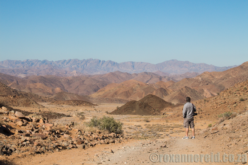 Mountains of the Richtersveld