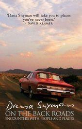 On the Back Roads by Dana Snyman, book