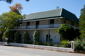 The Willo Historical Guesthouse, Willowmore, Karoo