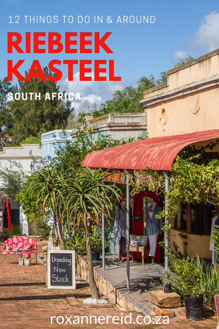 12 things to do in and around Riebeek Kasteel, West Coast, South Africa