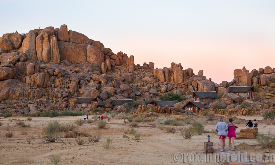 Canyon Lodge, Namibia