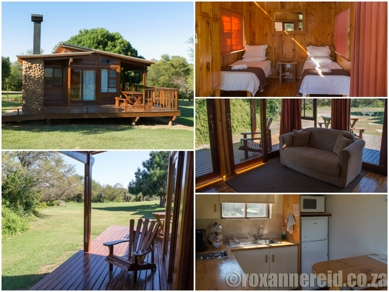Bontebok National Park, chalets
