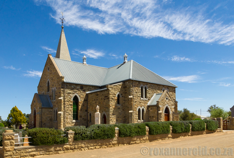 Williston church, Karoo