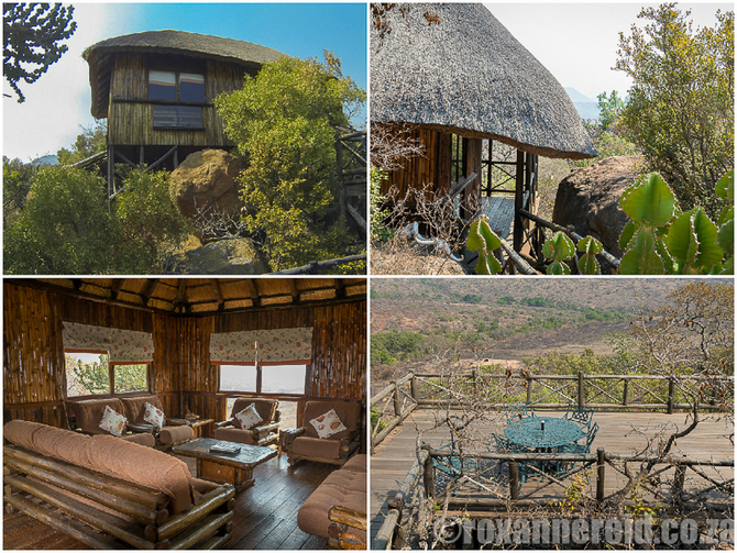 Ithala Game Reserve accommodation, KZN