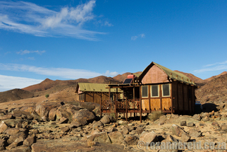 Tatasberg camp, Richtersveld