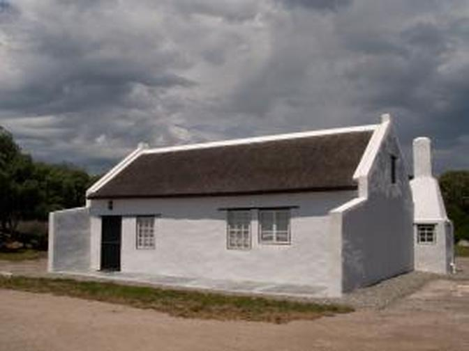 Renosterkop cottage, Agulhas National Park, Southern Cape