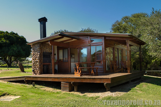 Bontebok National Park, chalet