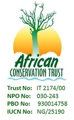 African Conservation Trust logo