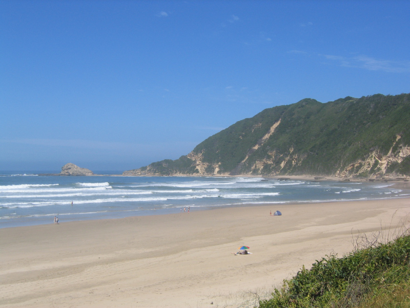 Swartvlei Beach and Gerick's Point, Sedgefield, Garden Route