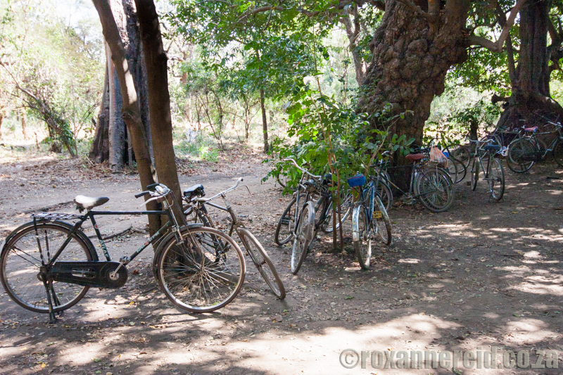 Bicycles, Zambia