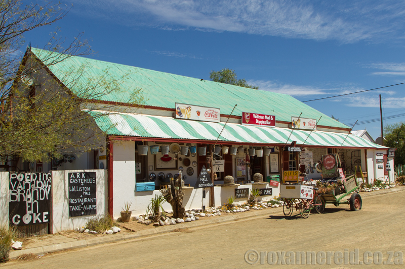 Williston Mall, Karoo