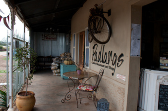 Radlangs country restaurant, Patensie, Baviaanskloof, Eastern Cape