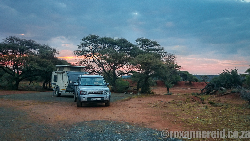 5 favourite campsites in South African parks