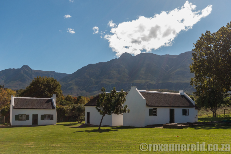 Swellendam museums