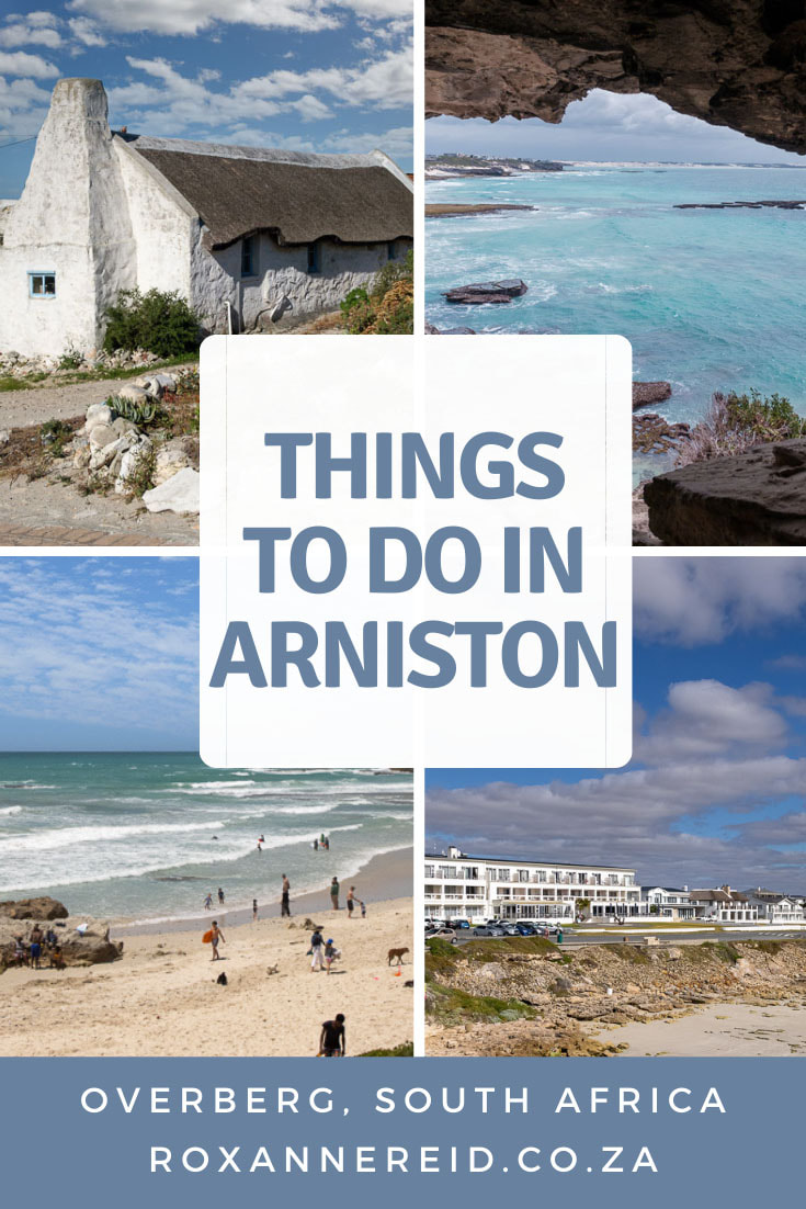 Planning a visit to the seaside village of Arniston in the Overberg? Find out things to do in Arniston, like whale-watching, fishing, exploring the Waenhuiskrans cave and sand dunes, snorkeling and surfing. Go to the beach, visit the heritage village of Kassiesbaai, see ancient fish traps and shell middens, visit De Mon Nature Reserve, De Hoop Nature Reserve and Bredasdorp's Shipwreck Museum. For your Arniston accommodation, stay at the Arniston Hotel.