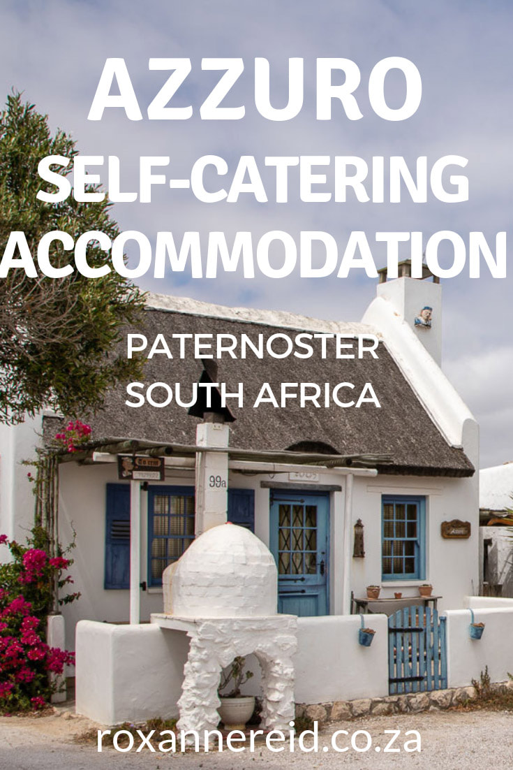 Looking for Paternoster accommodation and where to stay in Paternoster? Discover Azzuro, Paternoster self-catering accommodation, a one-bedroom Cape Cottage in this West Coast town of South Africa. Paternoster rentals, stay in Paternoster, West Coast accommodation, Paternoster holiday accommodation. #beach #sea #holiday