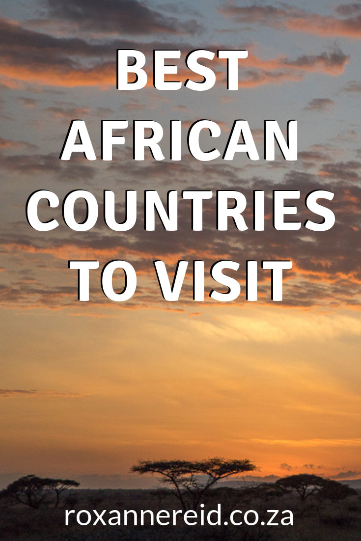 Which are the best African countries to visit for travel adventure? Africa's best include 27 countries offering African adventures, East African safari, desert, beach, adrenalin activities, culture, history, World Heritage Sites and more. Learn about tourist attractions in Africa as well as off-the-beaten track adventures from Angola to Zambia, as well as South Africa, Botswana, Namibia, Egypt, Sudan, Morocco, Tunisia, Madagascar, Kenya, Senegal, Ghana, Uganda and Rwanda and more.