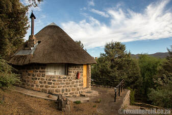Tourist attractions in lesotho: Semonkong Lodge