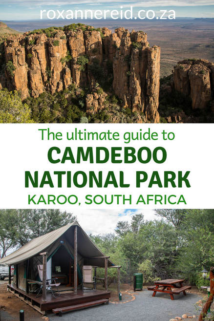 Camdeboo National Park: the ultimate guide to its wildlife, hiking trails, 4x4 trails, Camdeboo accommodation at Lakeview Tented Camp and Nqweba Campsite, the Valley of Desolation, Nqweba Dam, fishing and watersports. Given that it surrounds the historic town of Graaff-Reinet in the Eastern Cape Karoo, South Africa, it makes a good choice for nature-filled Graaff-Reinet accommodation. #Graaff-Reinet #Karoo #Camdebooaccommodation #CamdebooNationalPark