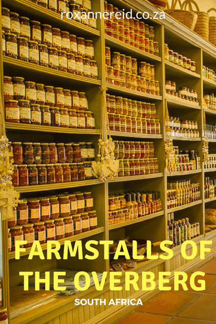 Farmstalls on the N2 in the Overberg #SouthAfrica #travel #roadtrip