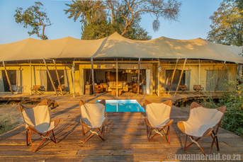 Mpala Jena, one of the new Zimbabwe safari lodges for a Victoria Falls safari