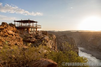 Gorge Cottage, Augrabies Falls National Park, South Africa