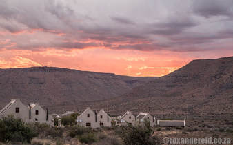 Karoo National Park accommodation at the main rest camp