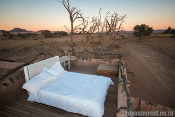 Honeymoon in Africa: Sossusvlei, Namibia