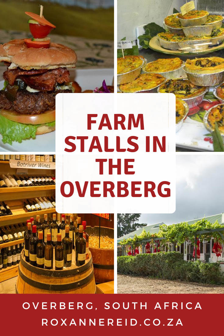 Farm stalls in the Overberg worth visiting #SouthAfrica