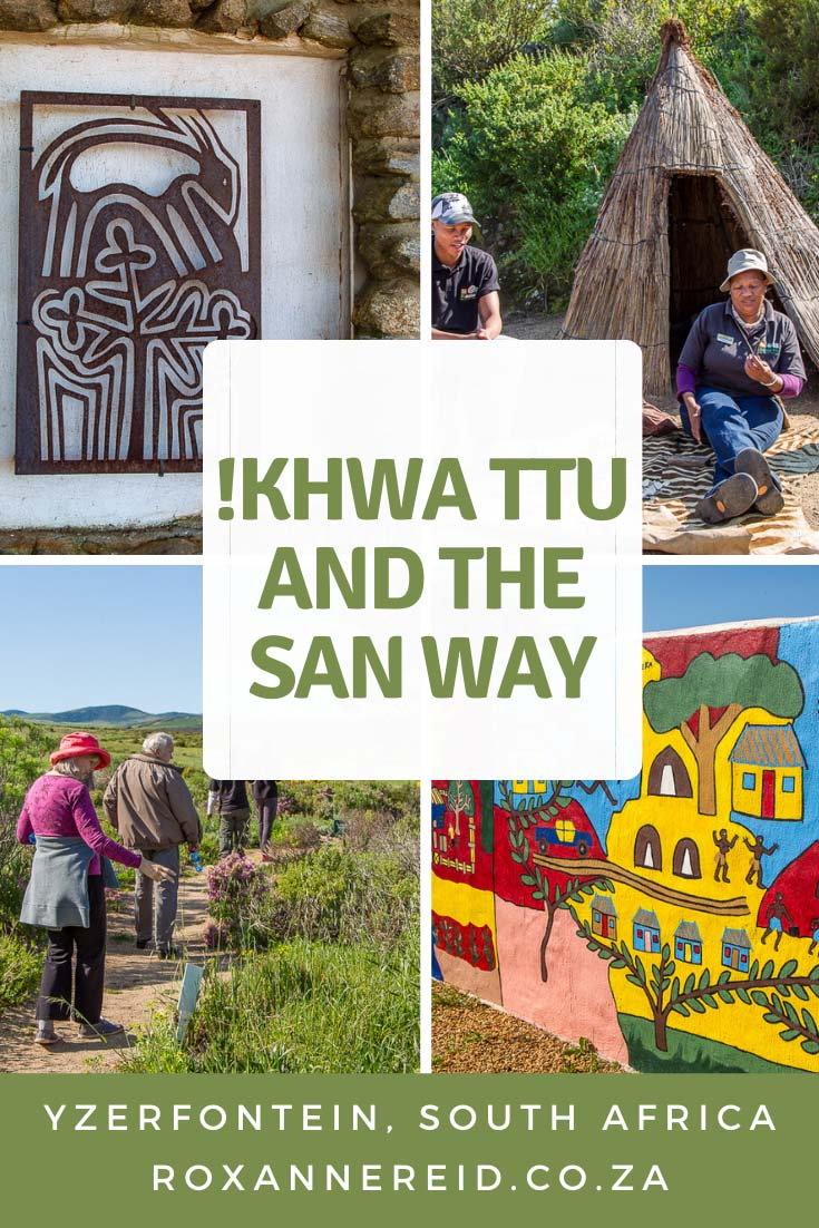 !Khwa ttu near #Yzerfontein on #SouthAfrica's #WestCoast trains #San people in tourism and restores their cultural #heritage. Share a fun day out. #culture #responsibletourism