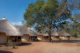 Rest camp, Kruger National Park