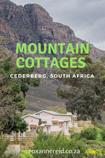Algeria mountain cottages, Cederberg, South Africa #Cederberg #Algeria #SouthAfrica