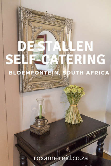 De Stallen self-catering apartment, Bloemfontein, Free State #SouthAfrica #travel