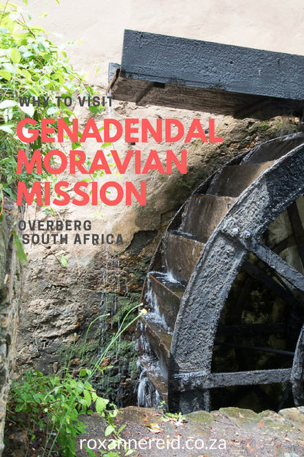 Why to visit Genadendal Moravian mission village near #Greyton in #South Africa #Genadendal #Overberg