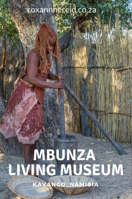 Mbunza Living Museum, Kavango, Namibia #museum #namibia #culture