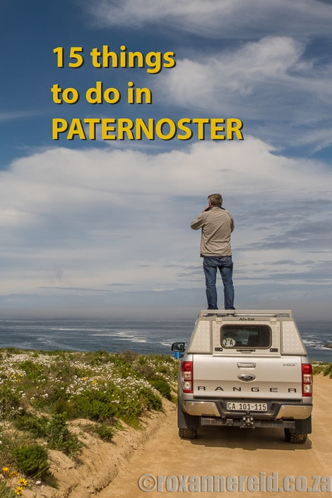 15 things to do at #Paternoster on the #WestCoast, #SouthAfrica #activities #restaurants #nature #lighthouse