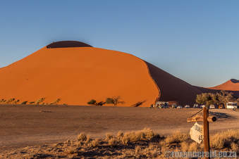 Places to visit in Namibia: south and central