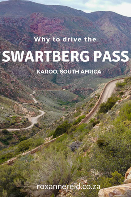 Why to drive the historic Swartberg Pass near Prince Albert in the Karoo #SouthAfrica #roadtrip #travel
