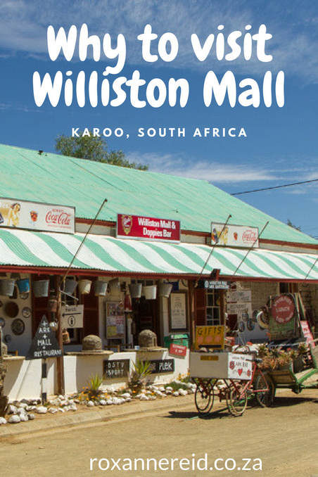 Why to visit Williston Mall in the Karoo, South Africa #Williston #Karoo #SouthAfrica #weird