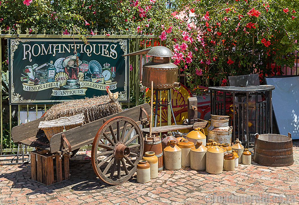 Romantiques collectables, Hermanus, South Africa