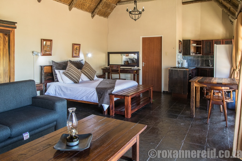 Mosu Lodge, Mokala National Park accommodation