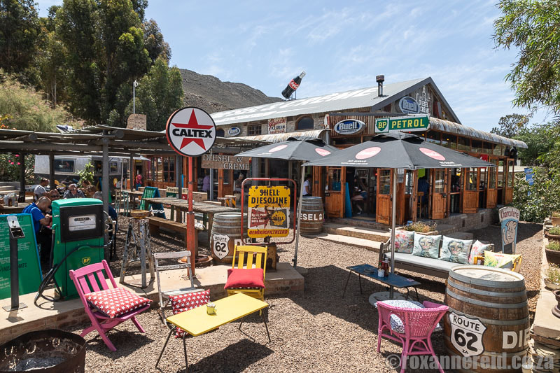 Things to do in Barrydale: visit Diesel & Creme