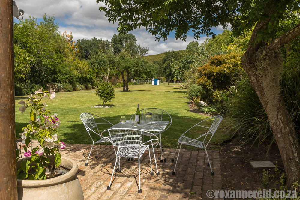Garden, The Earthy Inn, Greyton, Overberg