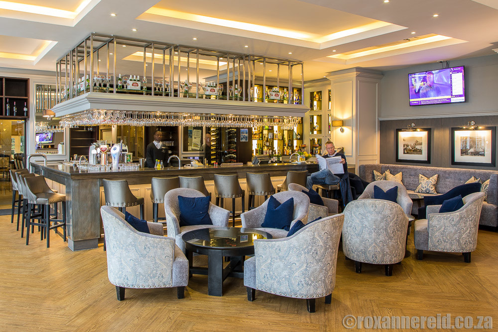 Fancourt golf - the Club Lounge