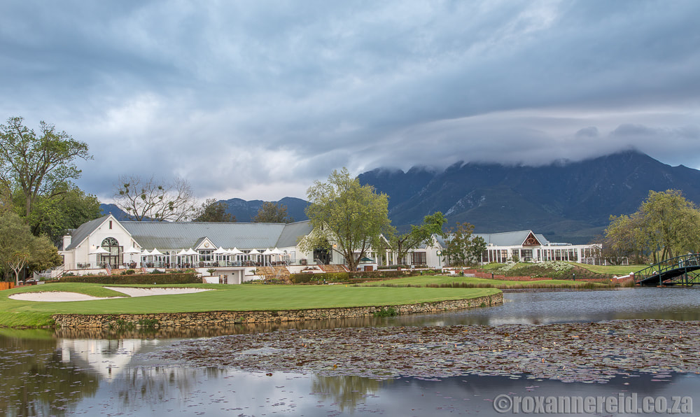Fancourt Hotel on the Garden Route