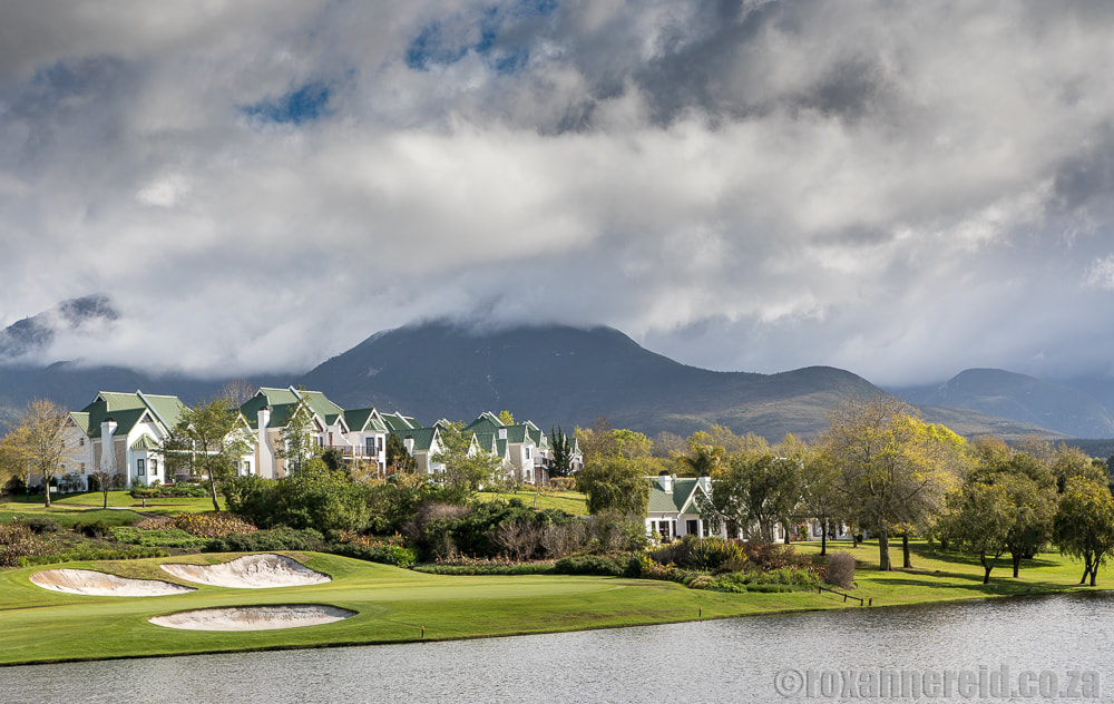 Fancourt golf - three top-rated courses on one property