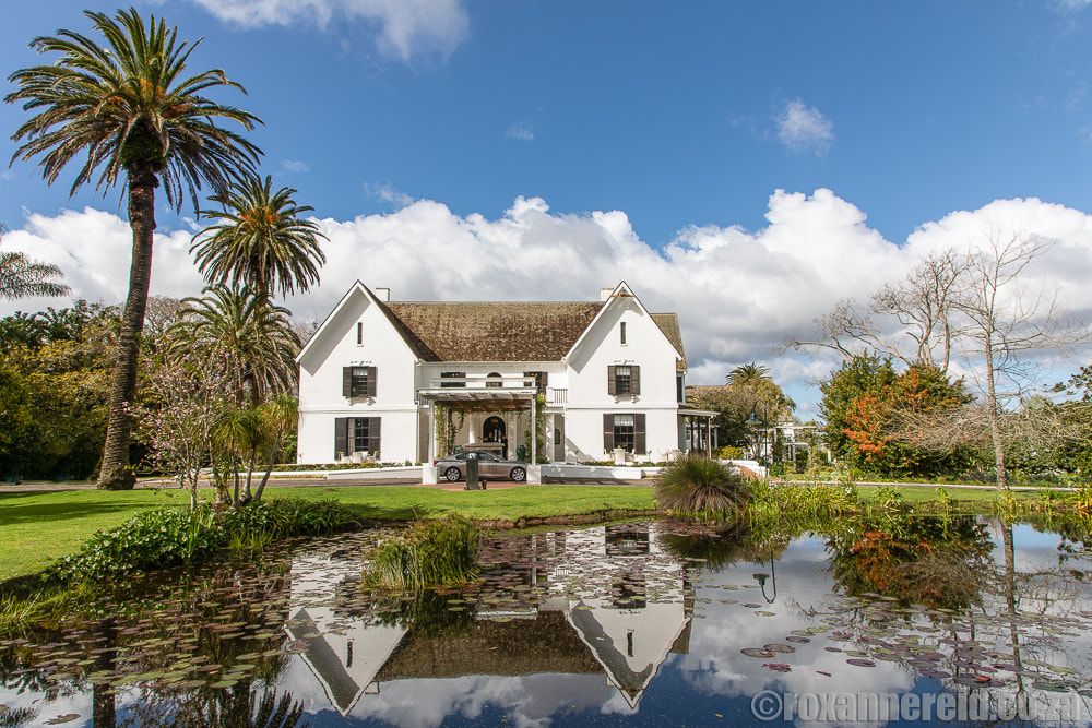 Fancourt's Manor House boutique Hotel
