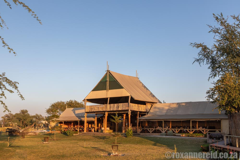 Chobe River Camp for Chobe accommodation in Namibia