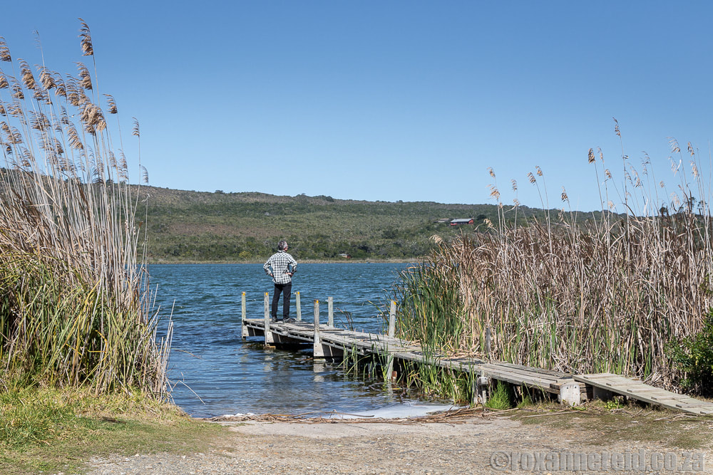 Garden Route attractions: the Wilderness Lakes